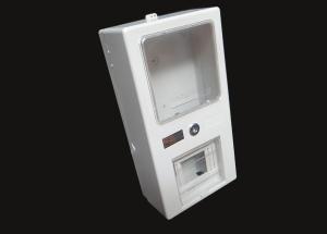 塑料1户带回路表箱供应